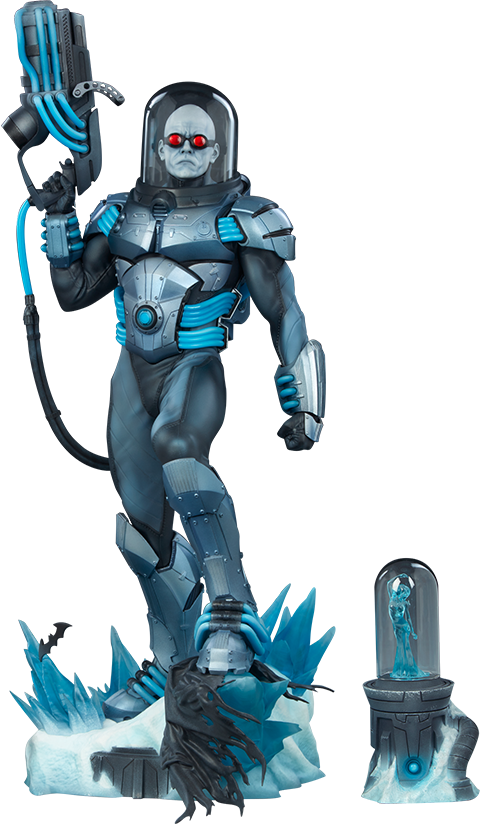 DC Comics Mr. Freeze Premium Format(TM) Figure by Sideshow.
