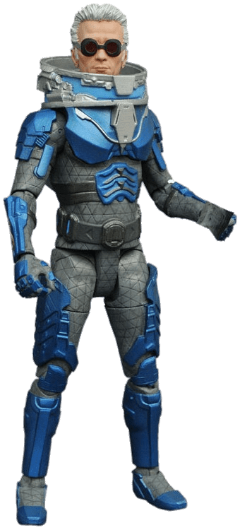 Download Free png mr freeze action figure.