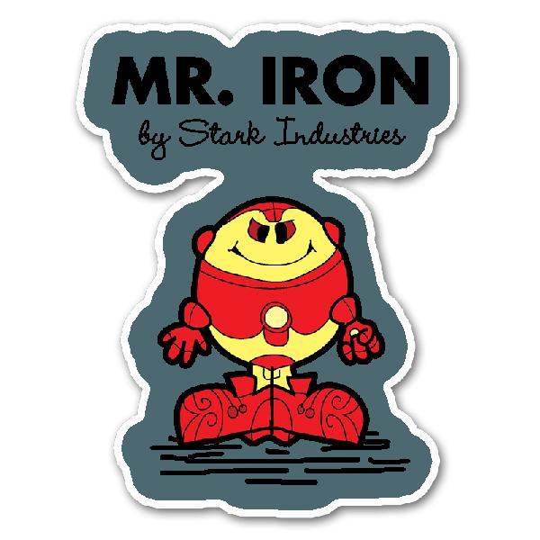 Mr Iron.