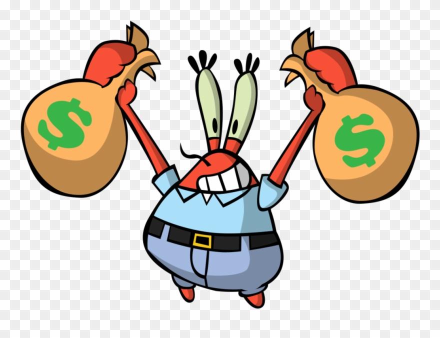 Crabs Clipart Mr Crab.