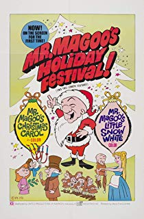 Amazon.com: Mr. Magoo poster.