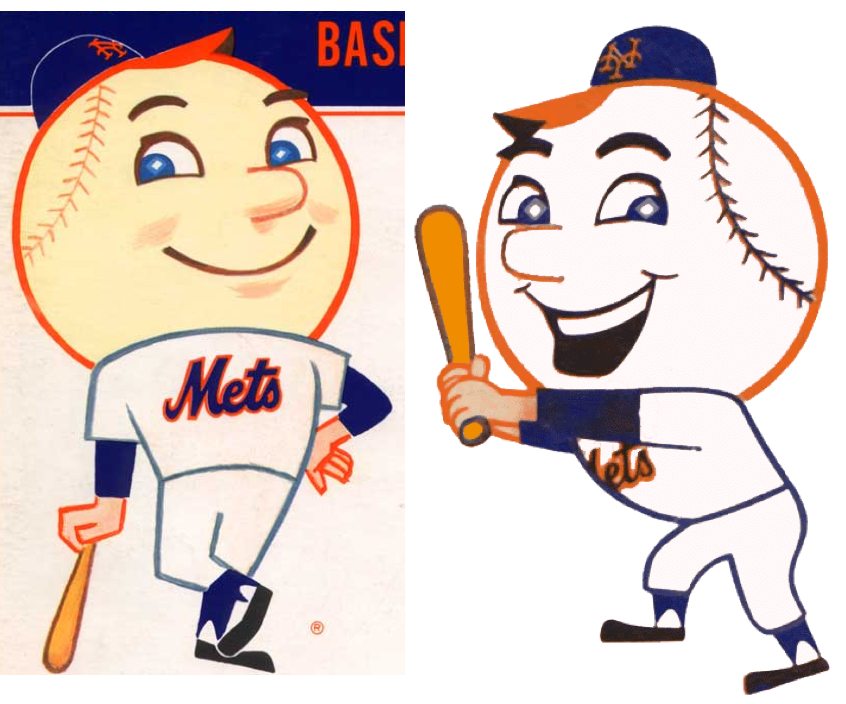 The mystery of Mr. Met solved.