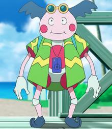 Mr. Mime (Pokémon).