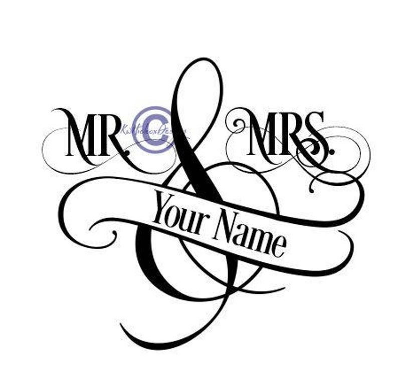 Mr Mrs Split Monogram Svg, Split Monogram Svg, Monogram Svg, Monogram Dxf,  Wedding Svg, Mr Mrs Clipart.