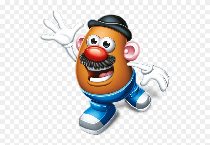 Mr Potato Head Png.