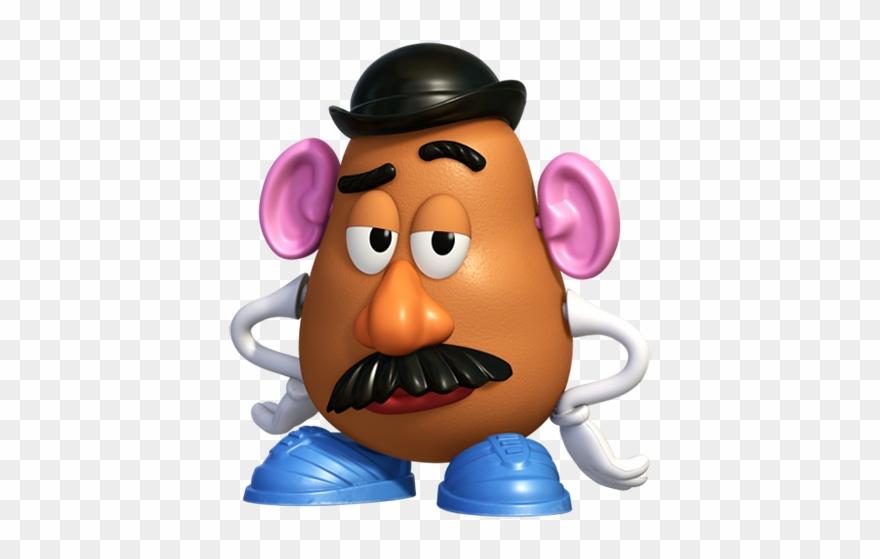 Potato Head.