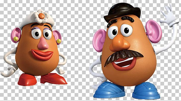 Buzz Lightyear Sheriff Woody Mr. Potato Head Toy Story PNG.