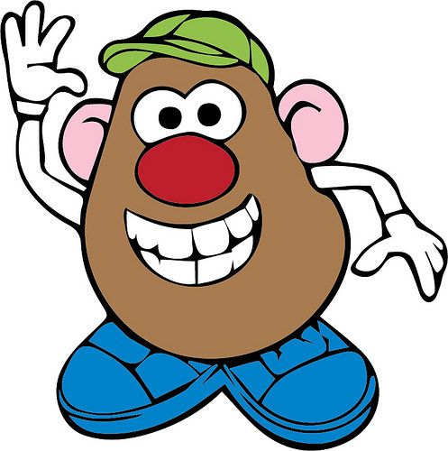 mr potato head free.