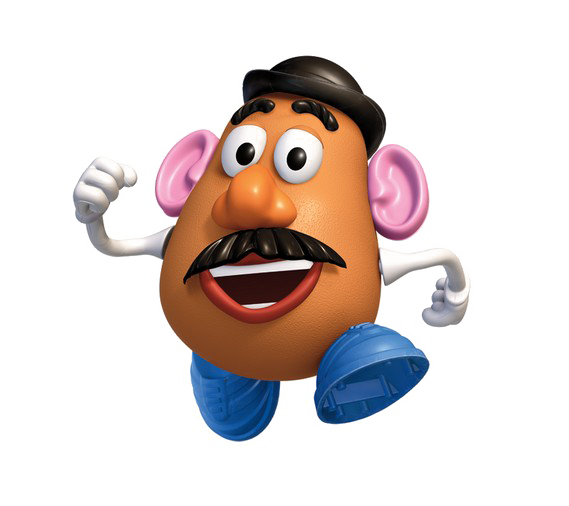 Mr Potato Head Png & Free Mr Potato Head.png Transparent.