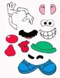 23+ Mr Potato Head Clip Art.