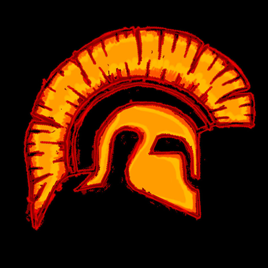 Spartan Helm by Genzeo on Clipart library.