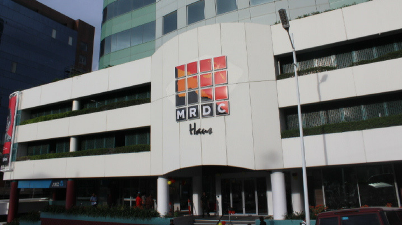 Pacific Place renamed MRDC Haus.