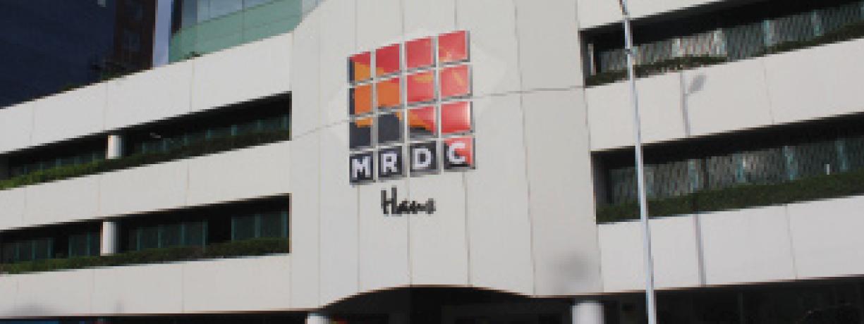 Pacific Place renamed MRDC Haus.