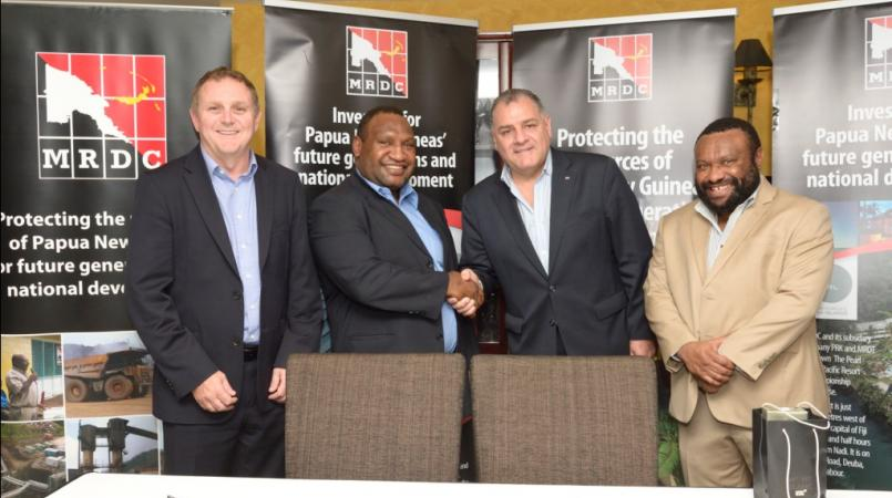 Famous hotel chain Hilton coming to PNG.