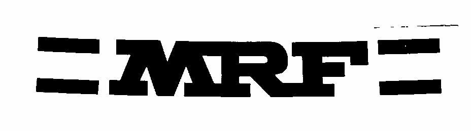 Mrf (logo) (726709)™ Trademark.