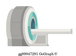 Mri Scanner Clip Art.