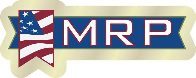 MRP Pin.