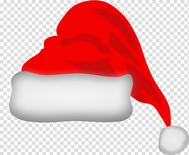 Santa Claus Santa suit Hat , Santa Cap transparent.