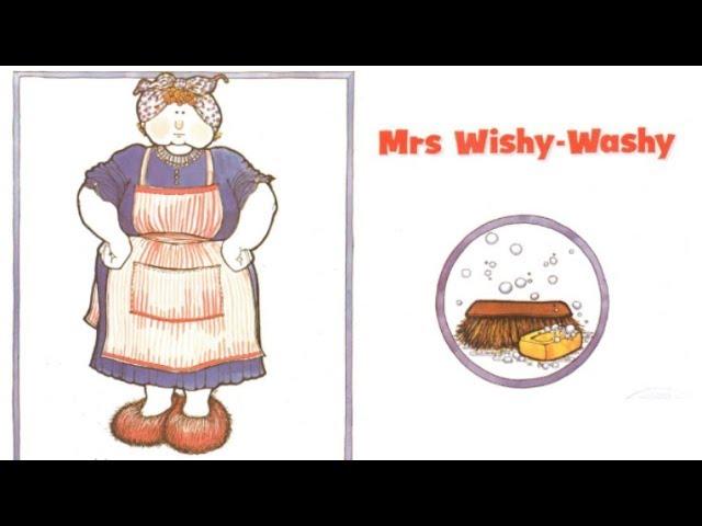 P1 English Stellar \'Mrs Wishy Washy\'.