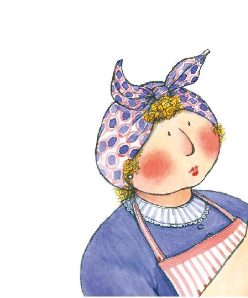 Joy Cowley: Mrs Wishy Washy Farm Fair Page 4.