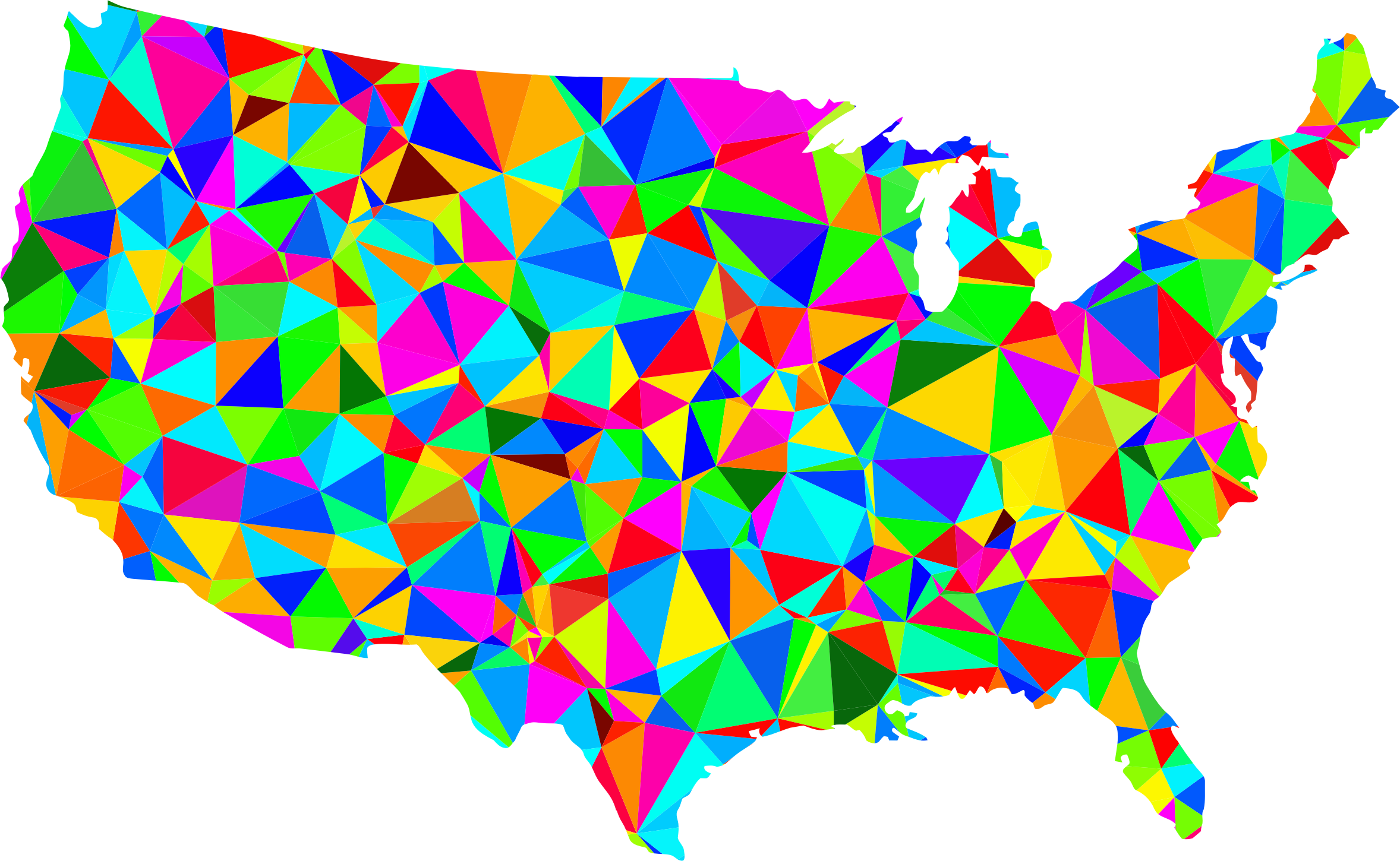 Ms Clipart Gallery Usa Map.