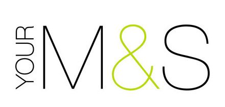 M&S logo.