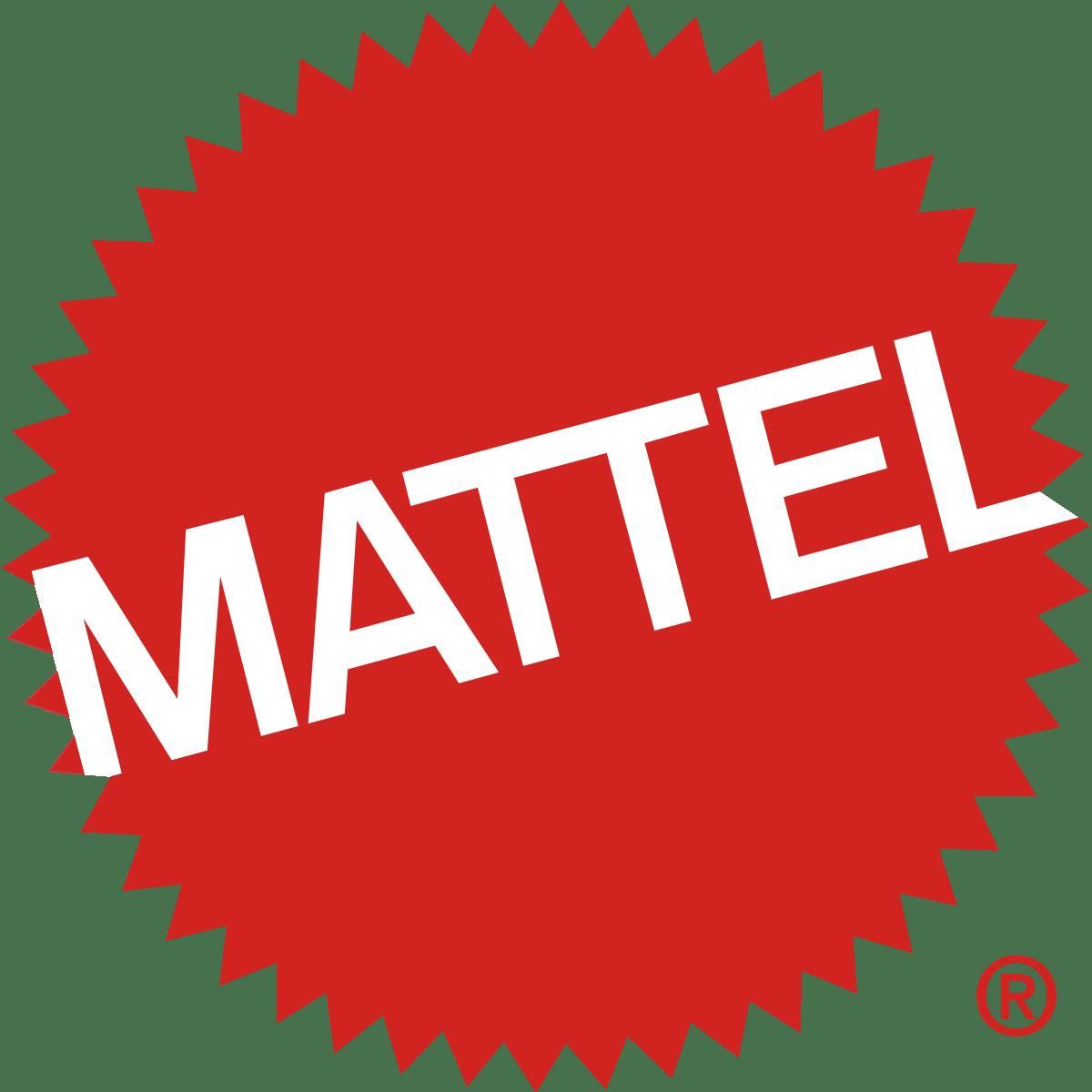 Mattel Logo transparent PNG.