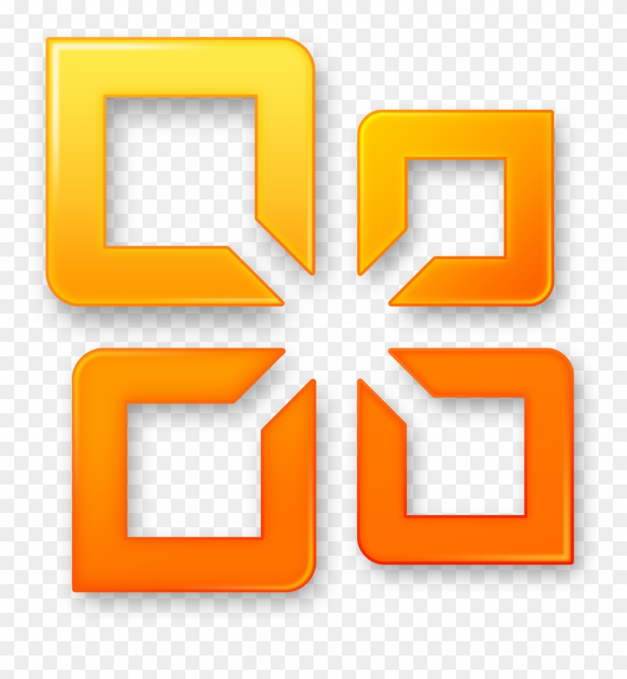 Ms Office 2010 Logo Clipart (#490812).