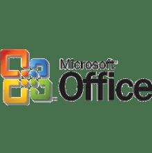 Microsoft Office Logo transparent background image.