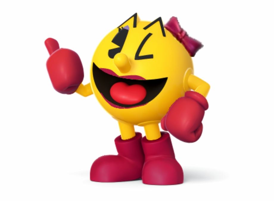 Ms Pacman Png.
