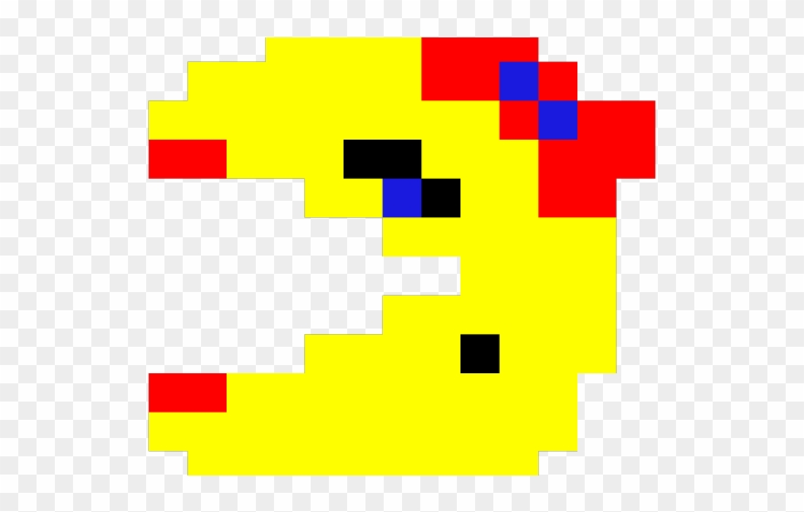 Ms Pac Man Clip Art.