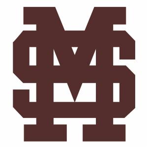 Mississippi State MS Logo Cut.