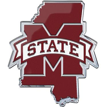 Team ProMark Mississippi State University Color State Shape Emblem.