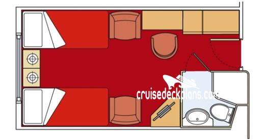 MSC Divina Oceanview Details.