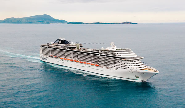 MSC FANTASIA ship description, photos.