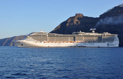 MSC Fantasia Cruise Ship Editorial Photo.