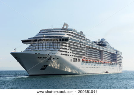 Msc Cruises Stock Photos, Royalty.