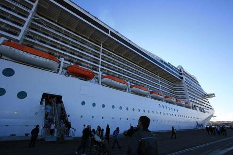 MSC Splendida Cruises 2017.
