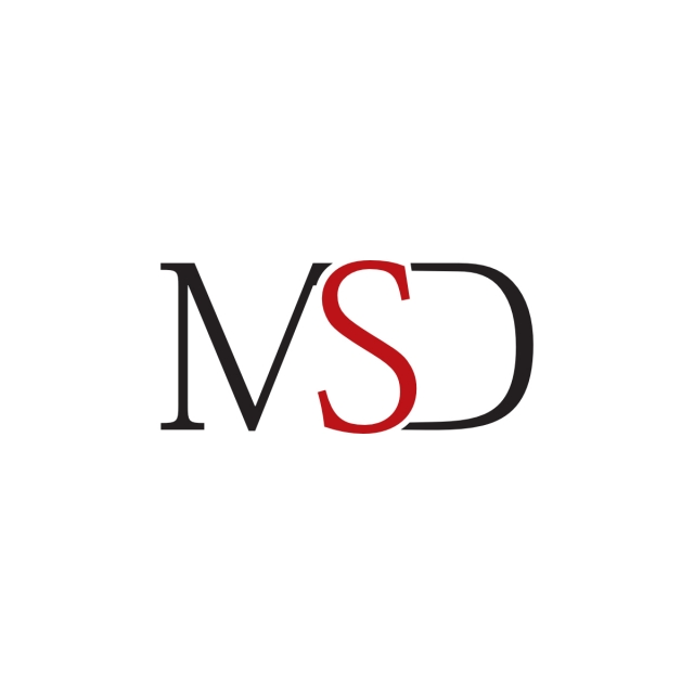 Msd Letter Logo Template for Free Download on Pngtree.