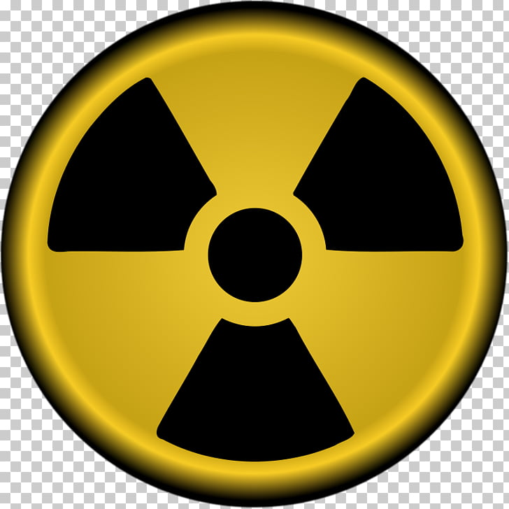 Toxicity Poison Hazard symbol , Atomic Bomb PNG clipart.