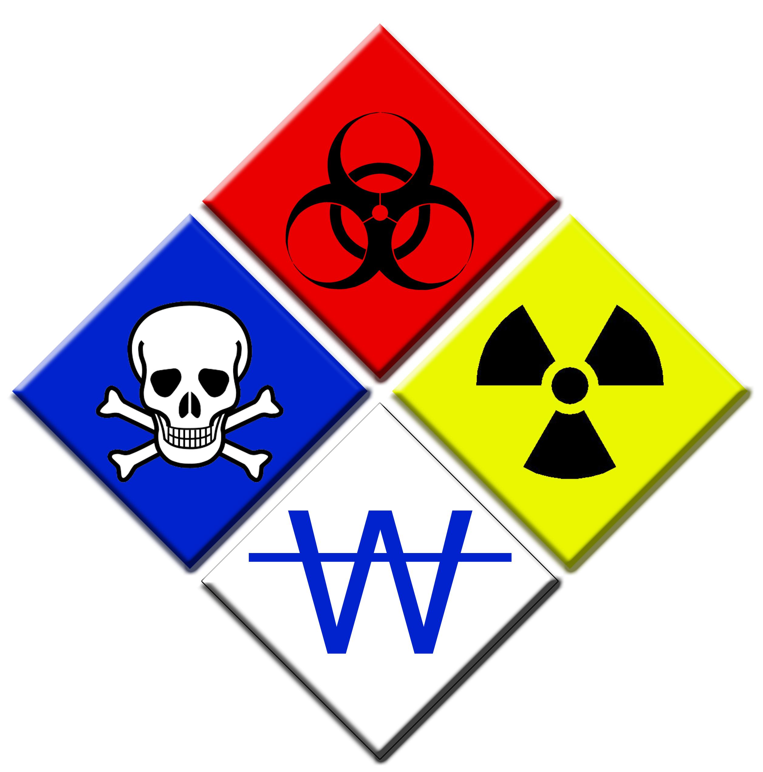 Msds Symbols Clipart.