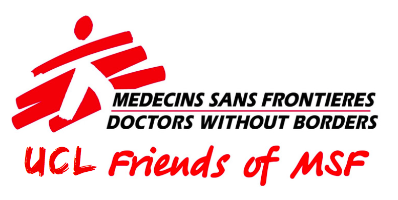 UCL Friends of Médecins sans Frontières Society.