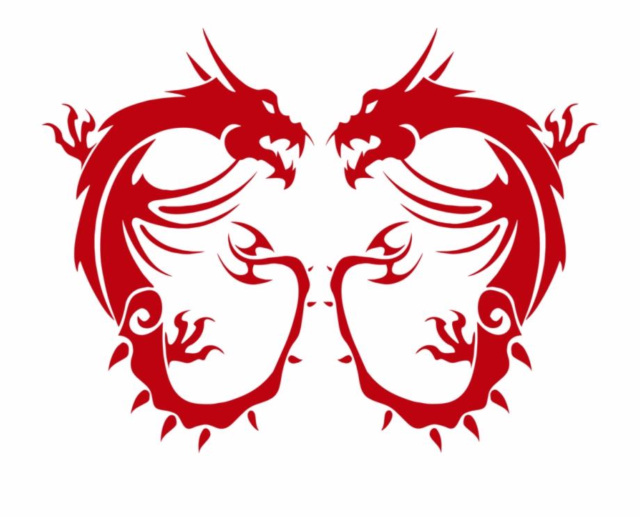 Msi Dragon Png Dragon Football Team Logo.