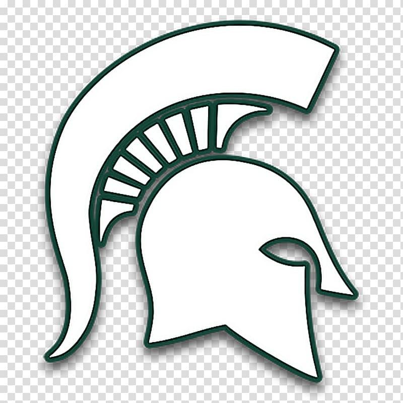 Vikings logo, Michigan State University Michigan State.