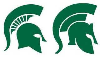 Michigan State Spartans\' Logo Controversy.