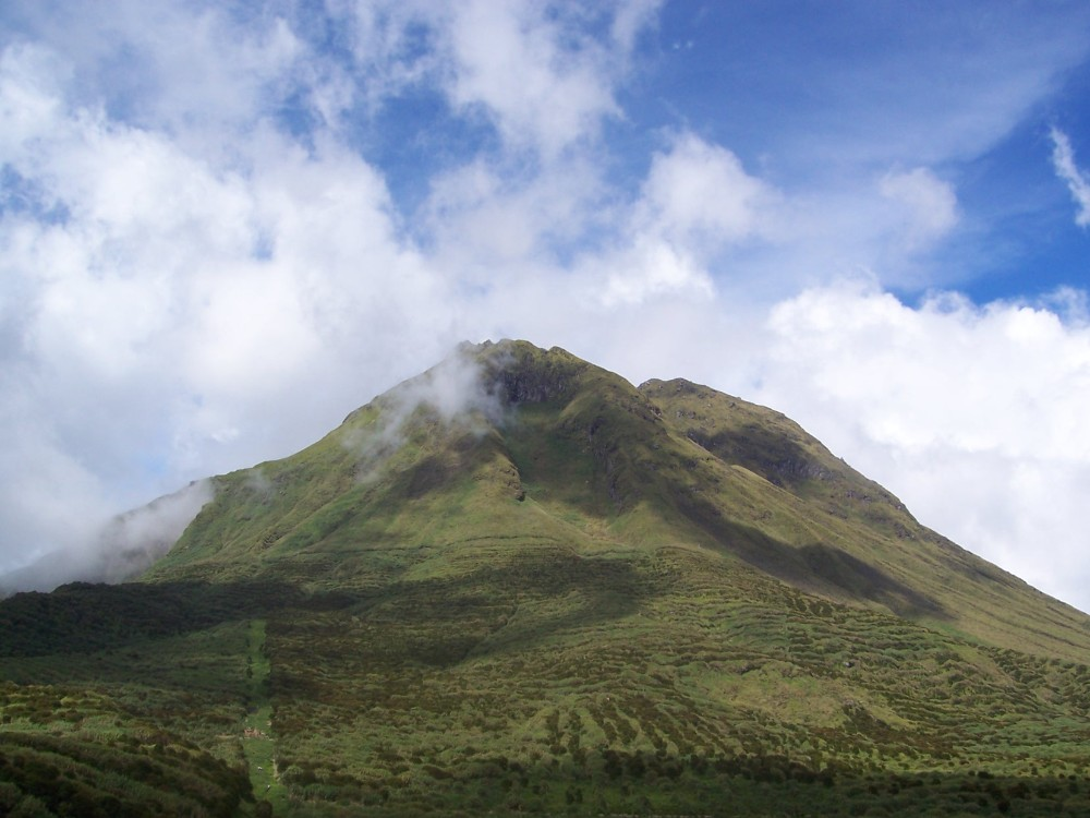 Tech Talk (Computer8): Volcanoes and Mountains In Philippines.