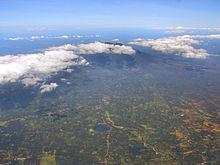 Mount Banahaw.