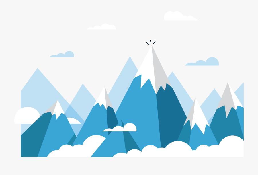 Clip Art Mount Everest Euclidean Rolling.