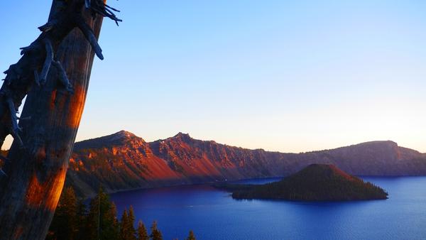 Sándor's Magic Hour Tour of Oregon: Mazama Travel Program.