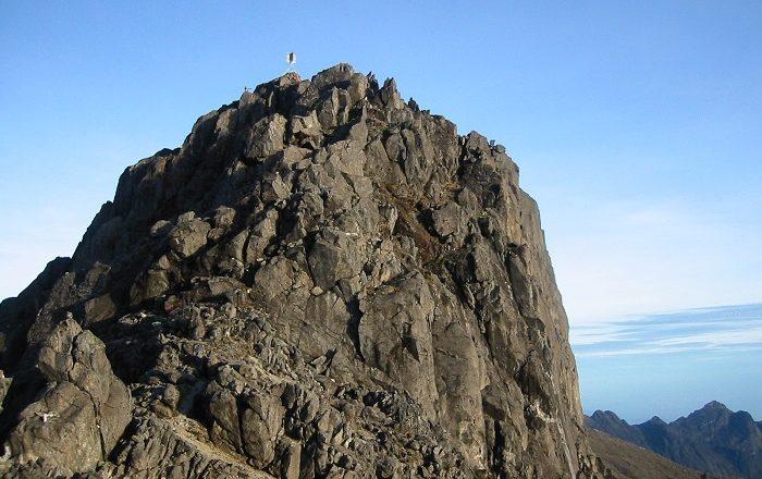 Mount Wilhelm.
